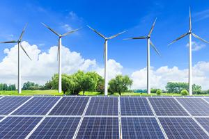 """Điện mặt trời hiện là nguồn năng lượng """"rẻ nhất lịch sử"""""""