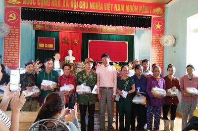 Công ty Minh Global chung tay hỗ trợ miền Trung